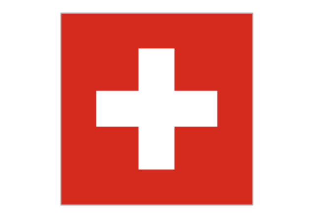 Flag of Switzerland, Switzerland,