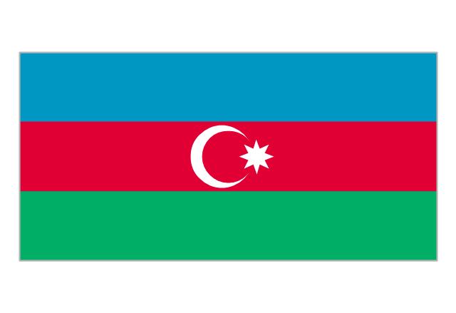 Flag of Azerbaijan, Azerbaijan,