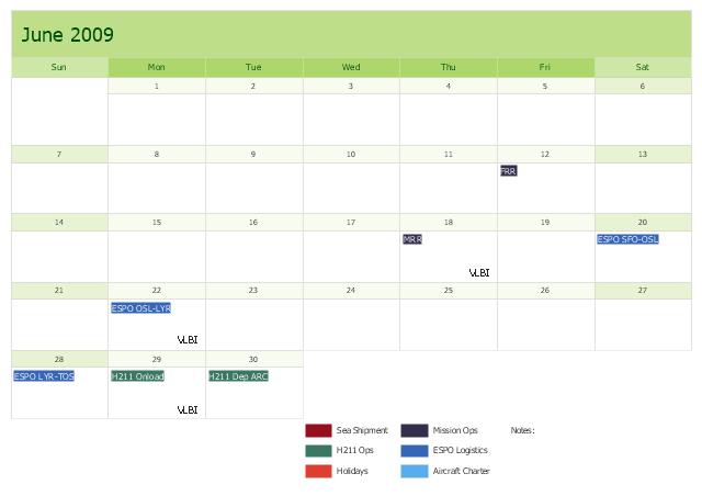 Calendar, month calendar,