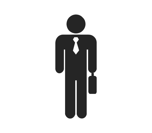 Businessman,  full grown, businessman,