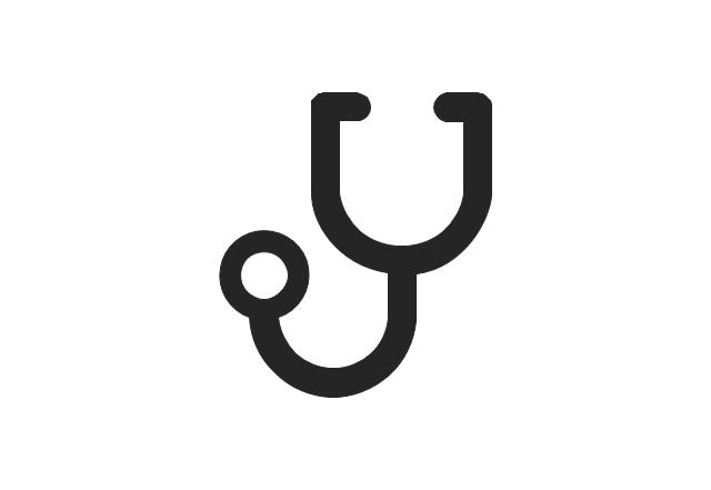 Stethoscope, stethoscope, phonendoscope,