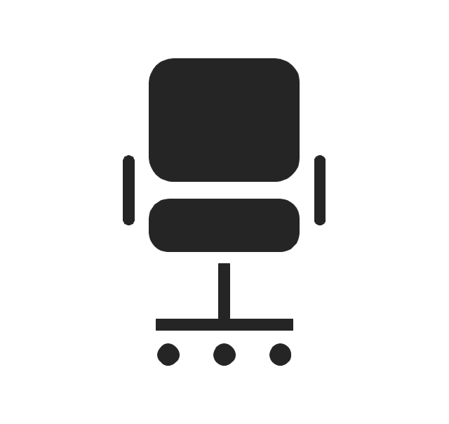 Office Pictograms Vector Stencils Library
