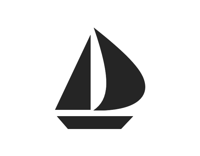Sailboat, yacht, boat, sailboat,