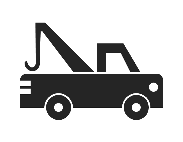 Tow truck, tow truck, recovery vehicle, evacuator,