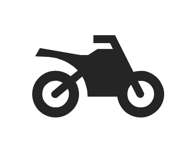 Motorcycle, motorcycle, scooter, moped,