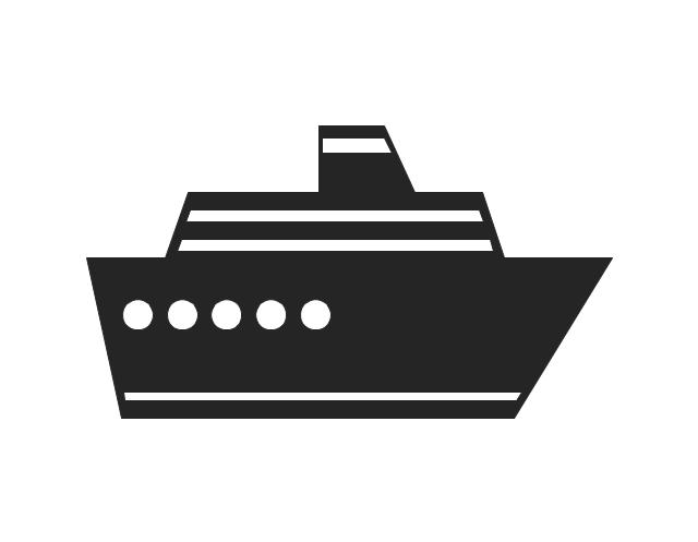 Liner, liner, ship,
