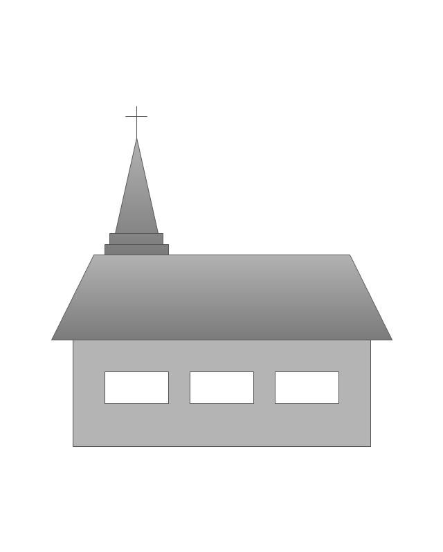 Church, church,