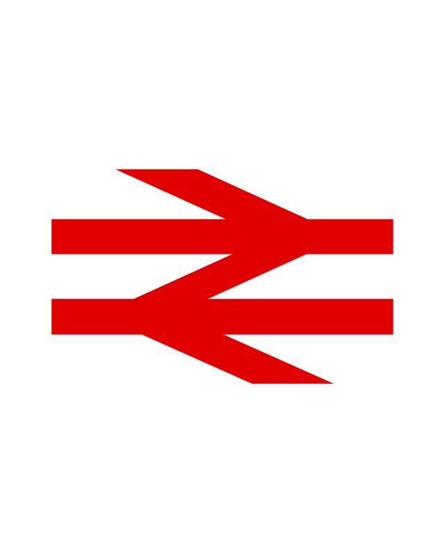 National tail train station, national rail train station,