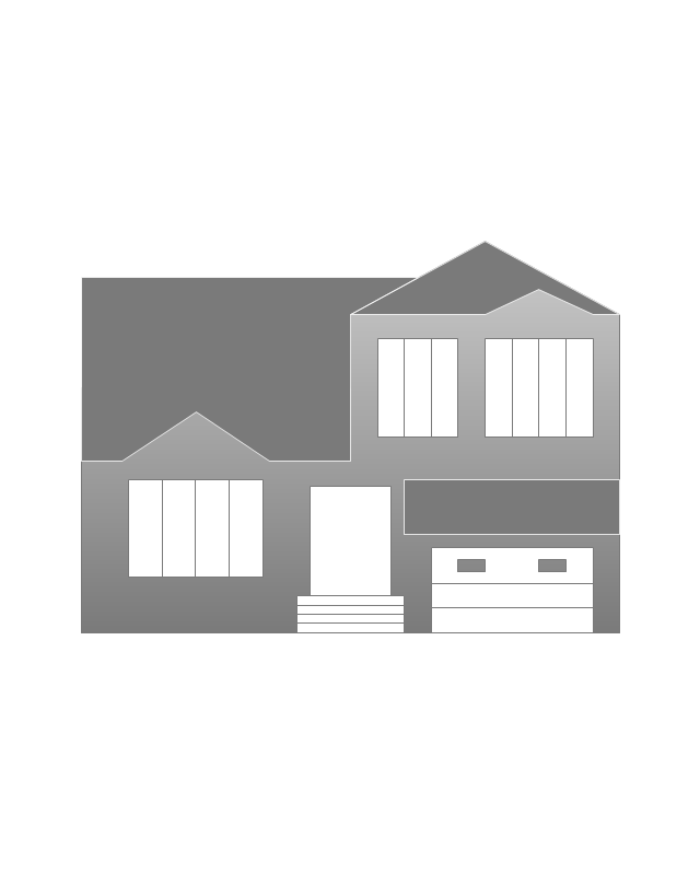 Suburban home, suburban home,