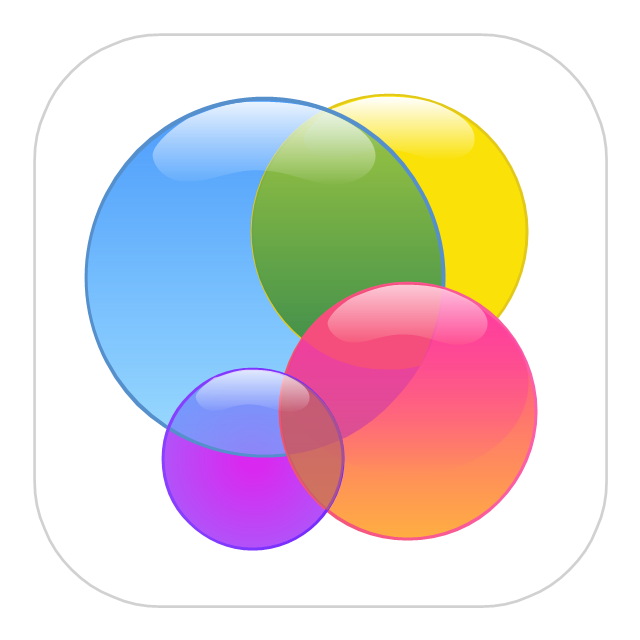 Game Center, Game Center icon,