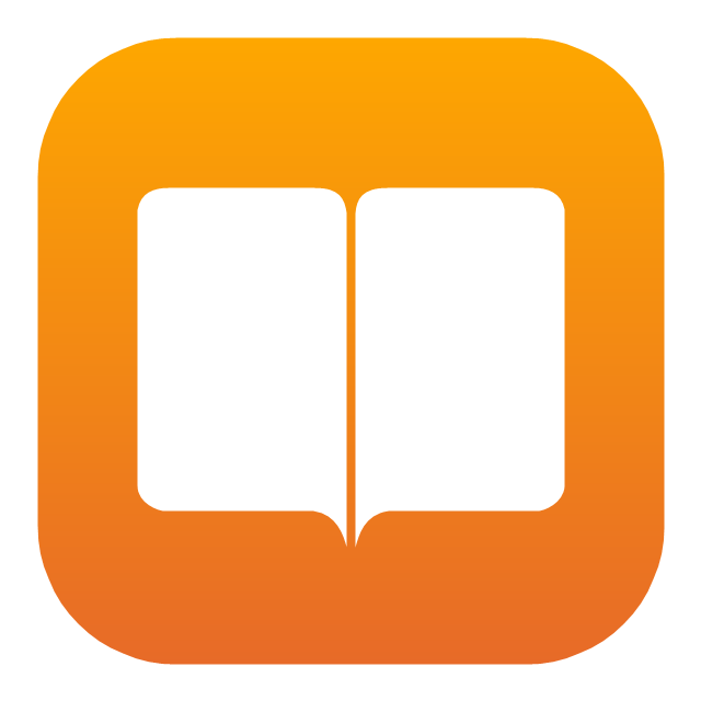 iBooks, iBooks icon,
