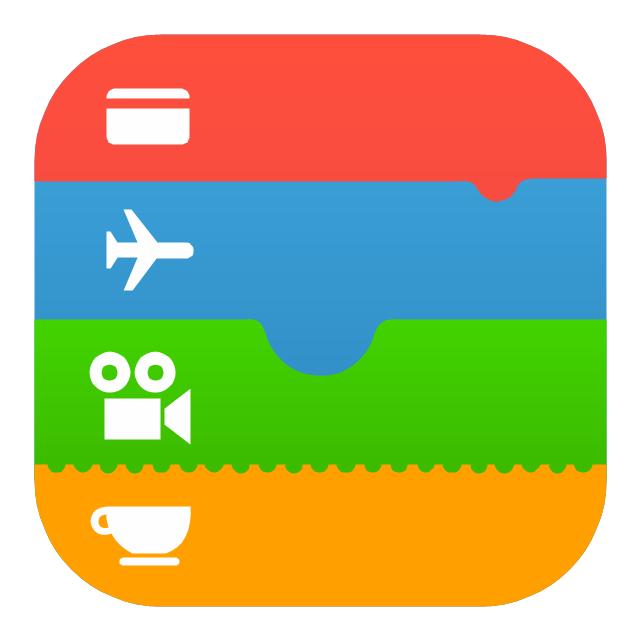 Passbook, Passbook icon,