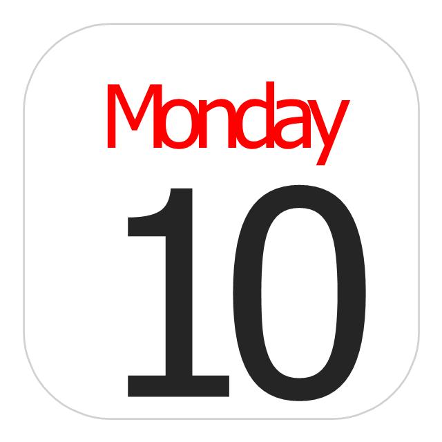 Calendar, Calendar icon,