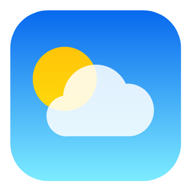 Weather, Weather icon,