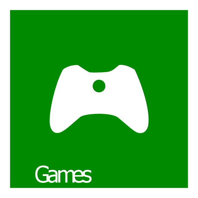 Games, Games icon,
