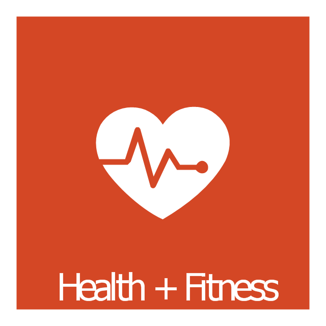 glyph icons vector stencils library app icons vector health fitness health fitness icon