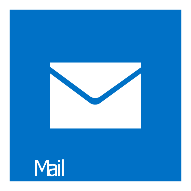 Mail, Mail icon,