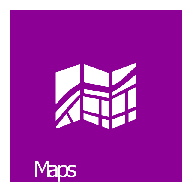 Maps, Maps icon,