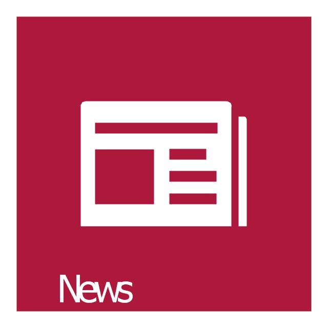 News, News icon,