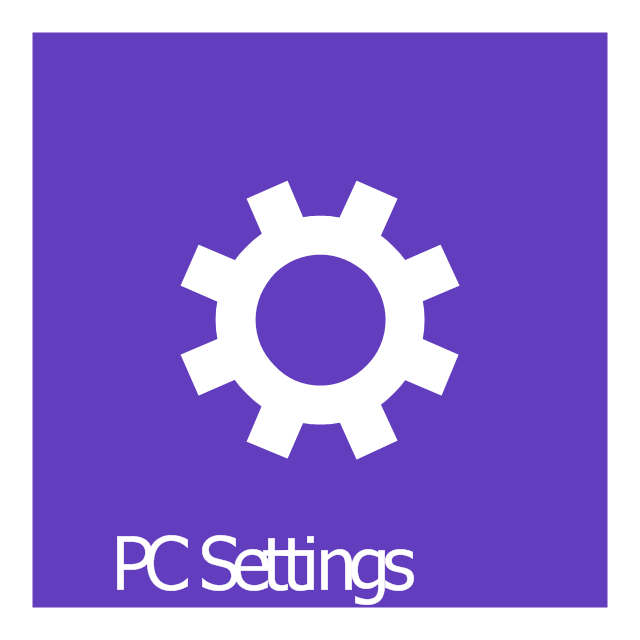 PC Settings, PC Settings icon,