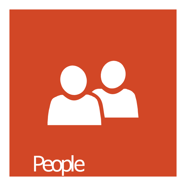 People, People icon,