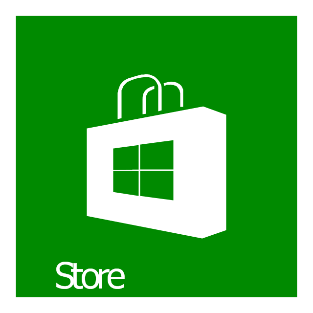 Store, Store icon,