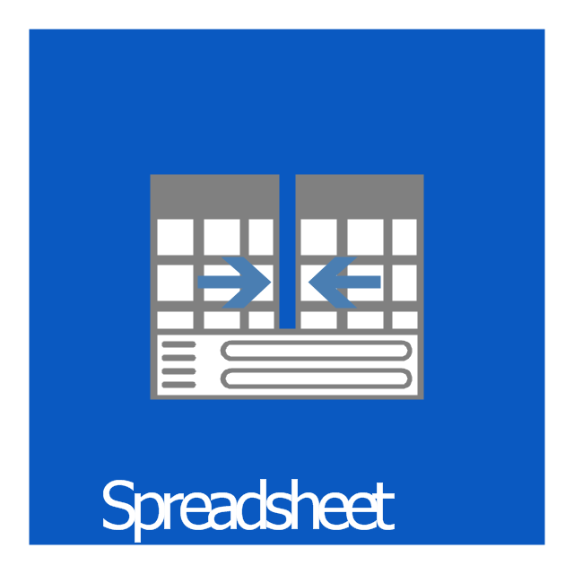 Spreadsheet, Spreadsheet icon,