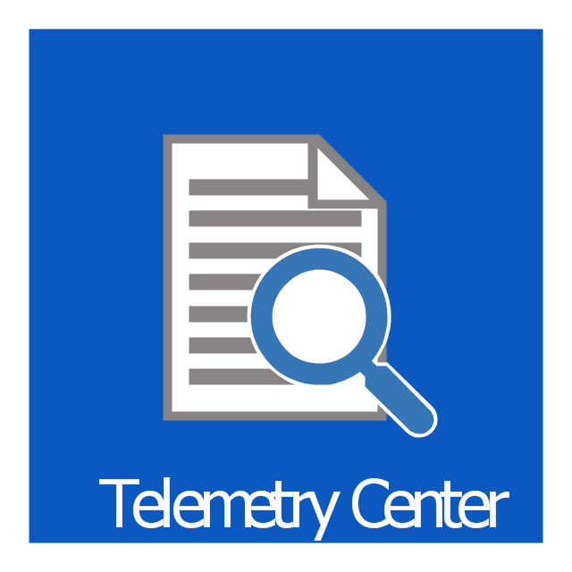 Telemetry Center, Telemetry Center icon,