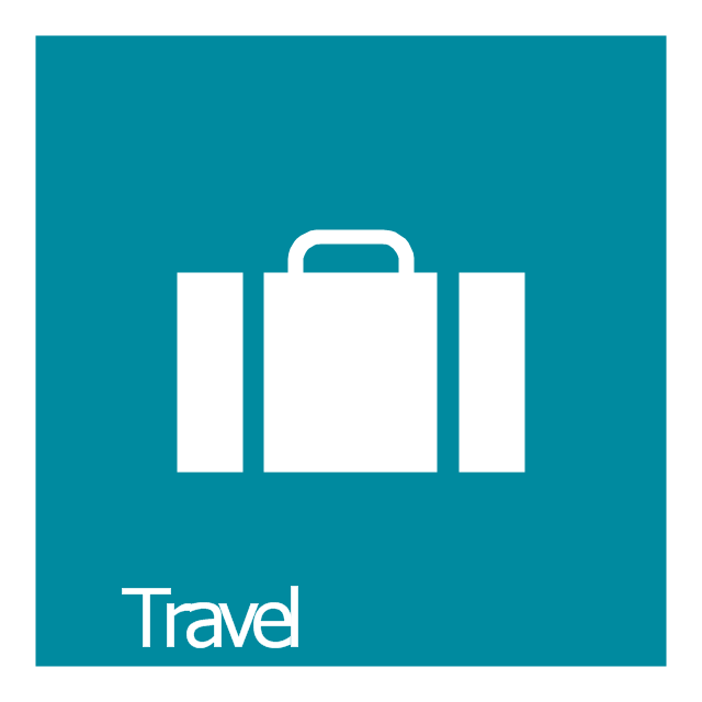 Travel, Travel icon,