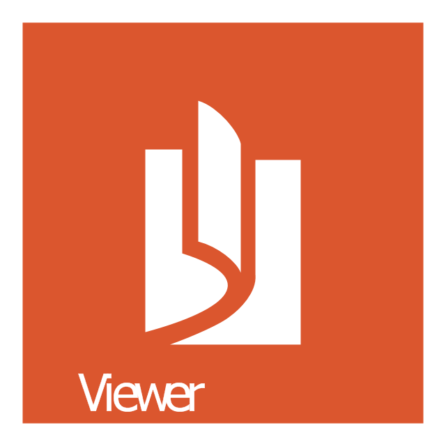 Viewer, Viewer icon,