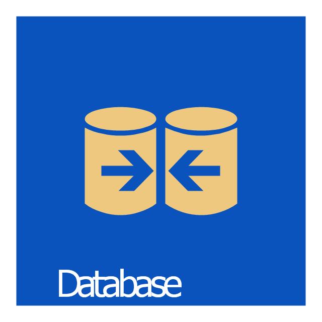 Database, Database icon,