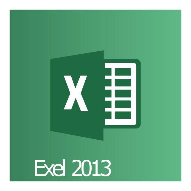 Exel 2013, Exel 2013 icon,
