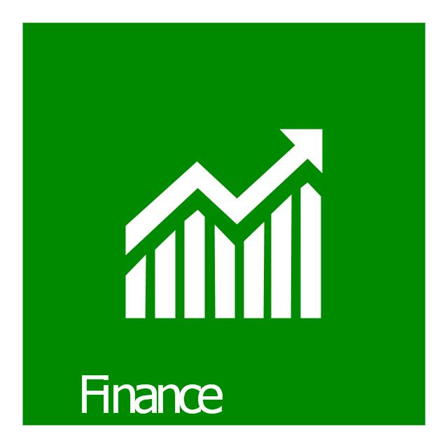 Finance, Finance icon,