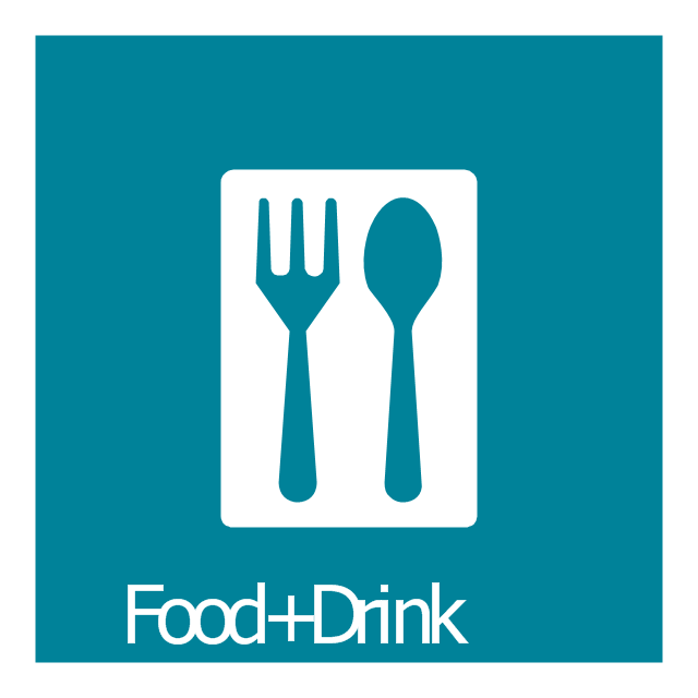 Food + Drink, Food + Drink icon,