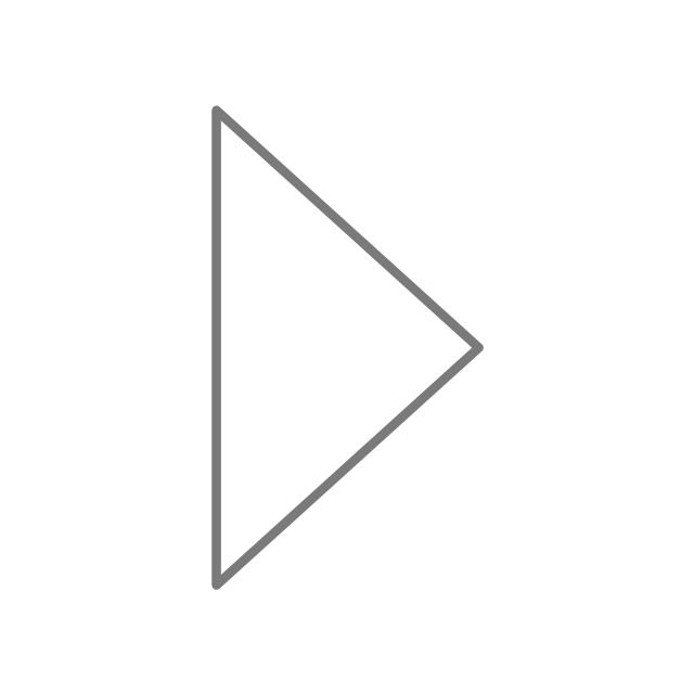Rotating triangle - expand, progressive disclosure controls, triangle control,