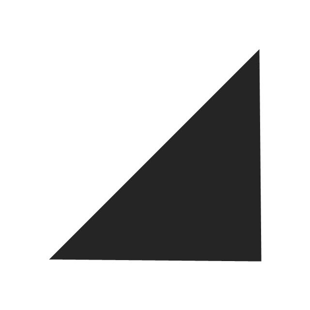 Rotating triangle - collapse, progressive disclosure controls, triangle control,