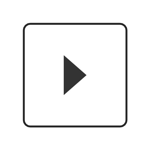 Arrow control button - right, arrow control,