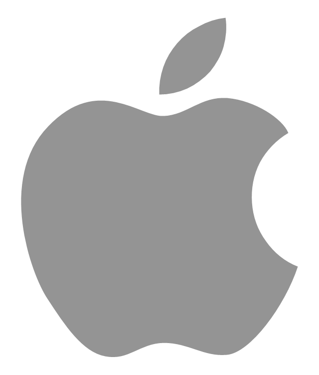 Apple icon, Apple icon, Mac OS icon,