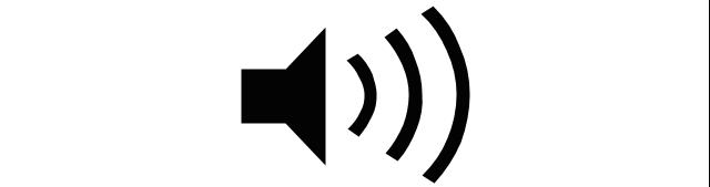 Sound, sound,