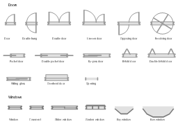 Design Elements Doors And Windows