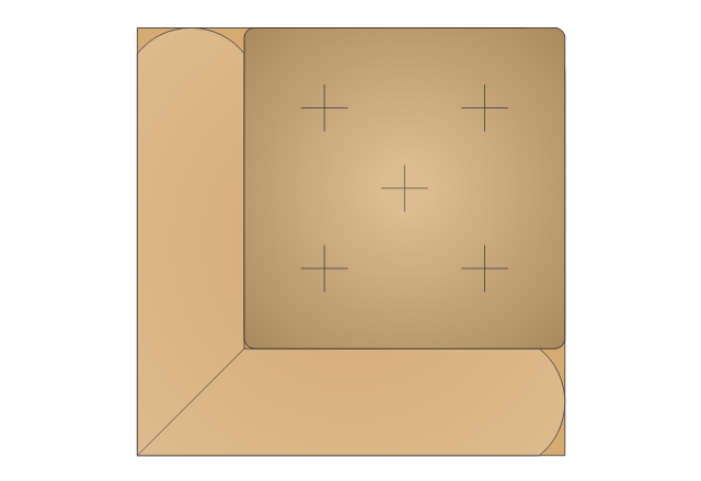 Sectional Sofa - Left Arm 2, sectional sofa, left arm,
