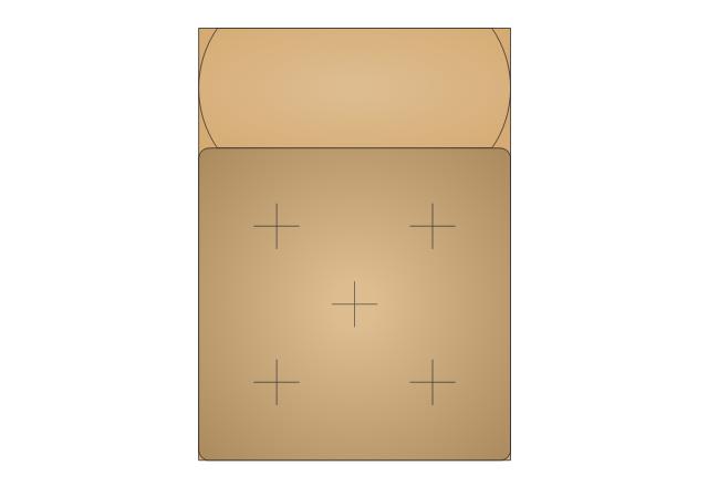 Sectional Sofa - Middle Arm 2, sectional sofa, middle arm,