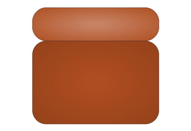 Sectional Sofa - Middle Arm 3, Sectional sofa, middle arm,