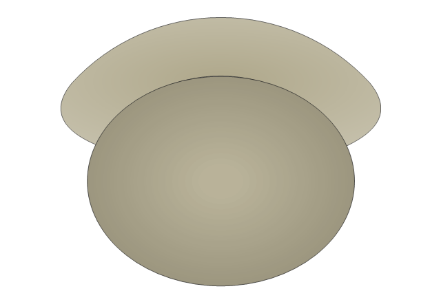 Round Stool with Back 2, round stool, with back,