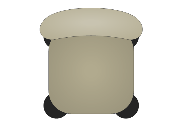 Square Stool with Back, square stool, with back,