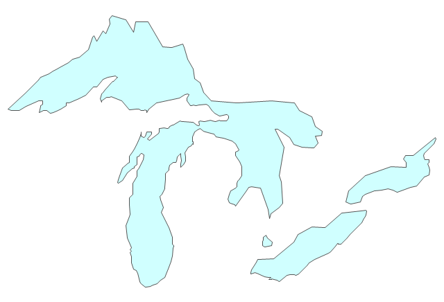 Great Lakes, Great Lakes,