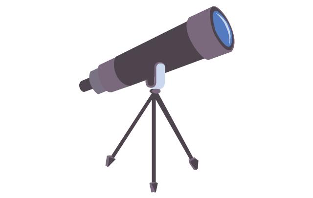 Telescope, telescope,