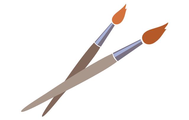 Education Pictograms Vector Stencils Library