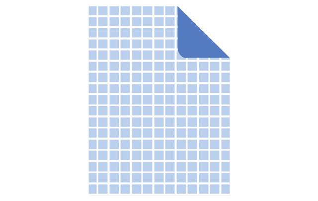 Paper sheet - grid, grid paper sheet,