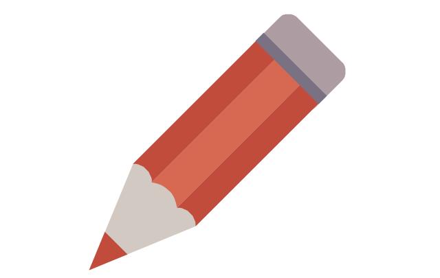 Pencil, pencil,